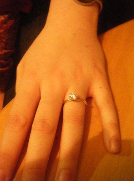 Talea's Engaged!