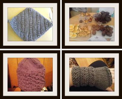 misc knitting
