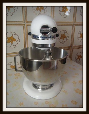 new kitchen aid mixer