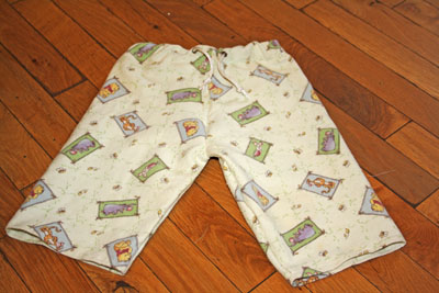 Drawstring Toddler Pants