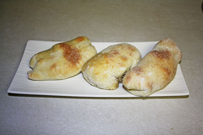 chicken hot pockets