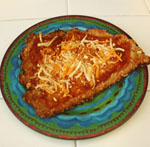 Cauliflower Crust (Vegan) Pizza