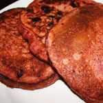 Deceptively Delicious - Pink Pancakes