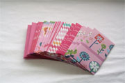Window Shopping Wednesday - Keeley Behling Studios - Pretty and Pink Coin Envelopes Set of 28- Fits a Business Card